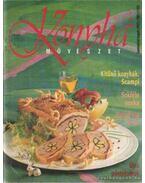 Konyhaművészet 1993/2 - Komáromi Zoltán