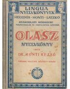 Olasz nyelvkönyv - Dr. Honti Rezső