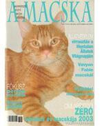 A Macska 2003. szeptember-október (újság) - László Erika