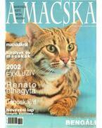 A Macska 2003. március-április (újság) - László Erika