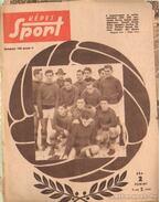 Képes sport 1955 II. évfolyam (hiányos) - Pásztor Lajos