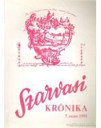 Szarvasi Krónika 1993. 7. szám - Kutas Ferenc