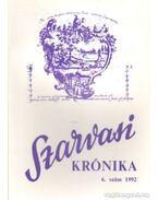 Szarvasi Krónika 1992. 6. szám - Kutas Ferenc