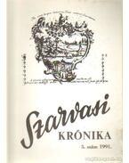 Szarvasi Krónika 1991. 5. szám - Kutas Ferenc