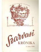 Szarvasi Krónika 1990. 4. szám - Kutas Ferenc