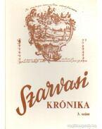 Szarvasi Krónika 1989. 3. szám - Kutas Ferenc