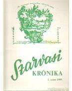 Szarvasi Krónika 1989. 2. szám - Dr. Tóth Lajos