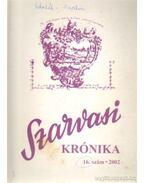 Szarvasi Krónika 2002. 16. szám - Kutas Ferenc