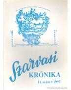 Szarvasi Krónika 1997. 11. szám - Kutas Ferenc