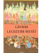 Grimm legszeb meséi - Varga Tamásné