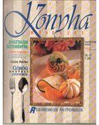 Konyhaművészet 1992. II. évfolyam (teljes) - Komáromi Zoltán