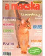A Macska 2000. január-február (újság) - László Erika