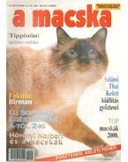 A Macska 2001. május-június (újság) - László Erika