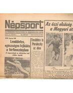 Népsport 1981. December (teljes) - Szabó Béla