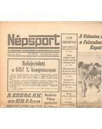 Népsport 1981. Június (teljes) - Szabó Béla