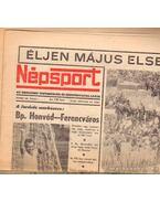 Népsport 1981. Május (teljes) - Szabó Béla
