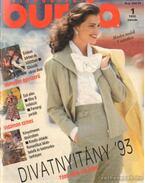 Burda 1993. évfolyam (teljes) - Hajós Katalin