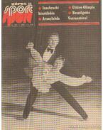 Képes sport 1976. (fél évfolyam bekötve!) - Kutas István
