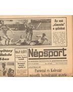 Népsport 1980. Szeptember (teljes) - Szabó Béla