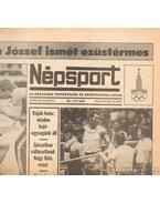 Népsport 1980. Augusztus (teljes) - Szabó Béla