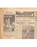 Népsport 1980. Július (teljes) - Szabó Béla