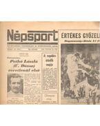 Népsport 1980. Június (teljes) - Szabó Béla
