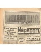 Népsport 1980. Április (teljes) - Szabó Béla