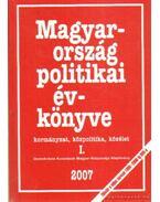 Magyarország politikai évkönyve 2006-ról I-II. kötet - Tolnai Ágnes (szerk.), Sándor Péter, Vass László