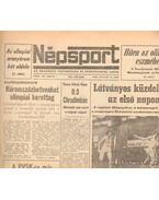 Népsport 1980. Február (teljes) - Szabó Béla