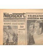 Népsport 1981. Április (teljes) - Szabó Béla