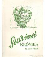 Szarvasi krónika 1998. 12. szám - Kutas Ferenc