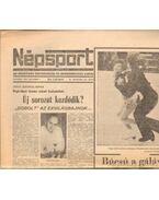 Népsport 1984. December (teljes) - Varga József