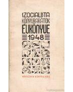 Szocialista Könyvbarátok Évkönyve 1948. - Lányi Margit