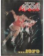 Képes sport 1979. 26. évfolyam (hiányos) - Kutas István