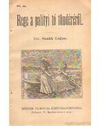 Rege a palityi tó tündéréről 98. sz. - Szaák Lujza