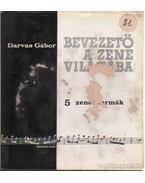 Zenei formák - Darvas Gábor