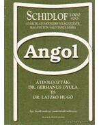 Angol - Schidlof 1000 szó módszere - Dr. Latzkó Hugó, Germánus Gyula dr.