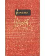 Versek - Rimbaud, Arthur