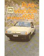 Autóvásárlók kézikönyve 1988 - Moldován Tamás
