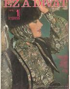 Ez a divat 1978. (teljes) - Zsigmond Márta (szerk.)