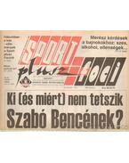 Sport plusz foci 1997. (hiányos) - Gyárfás Tamás (szerk.)