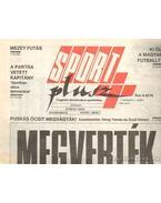 Sport plusz 1989. teljes évfolyam - Gyárfás Tamás (szerk.)