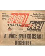 Sport plusz foci 1994. teljes évfolyam - Gyárfás Tamás (szerk.)