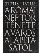 A római nép története a városalapításától 7. kötet - Titus Livius