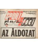 Sport plusz foci 1995. (hiányos) - Gyárfás Tamás (szerk.), Pocsák Miklós (szerk.)