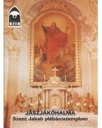 Jászjákóhalma - Szent Jakab plébániatemplom - Dercsényi Balázs