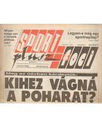 Sport plusz foci 1993. teljes évfolyam - Gyárfás Tamás (szerk.)