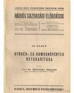 Gyökér- és gumosnövények betakarítása - Dr. Bittera Miklós