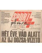 Sport plusz 1991. (hiányos) - Gyárfás Tamás (szerk.)