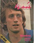 Képes sport 1978. 25. évfolyam (hiányos) - Kutas István